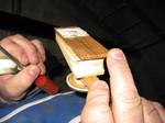mise en peau et installation des soupapes Manufacture de grandes orgues