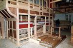 Ebénisterie création et fabrication Manufacture de grandes orgues